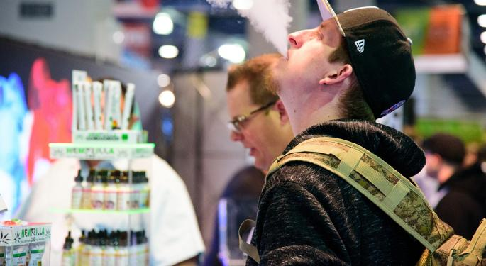 Ask New Frontier Data Experts: Vaping Crisis Update