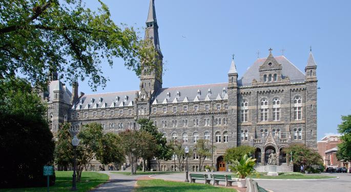 Georgetown Wins University Investment Challenge