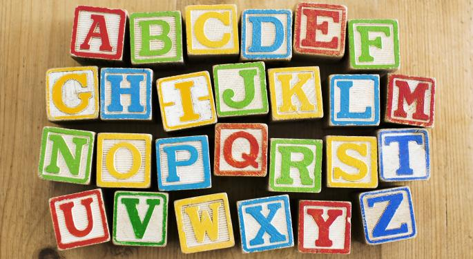 Why Google's New Alphabet Structure Is A 'Concrete Example' Of Innovation