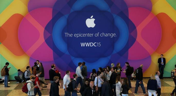 How's Wall Street Reacting To Day One At WWDC?