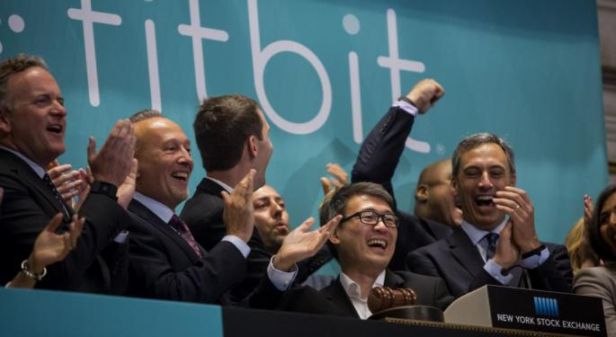 1 Thing Pushing FitBit Stock Up