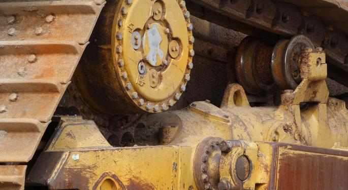 Parets: Caterpillar Will Continue To Be One Of Dow's Worst Stocks
