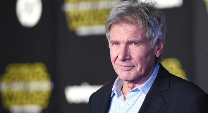Disney To Reveal 'Star Wars Land' In Harrison Ford-Led TV Spot