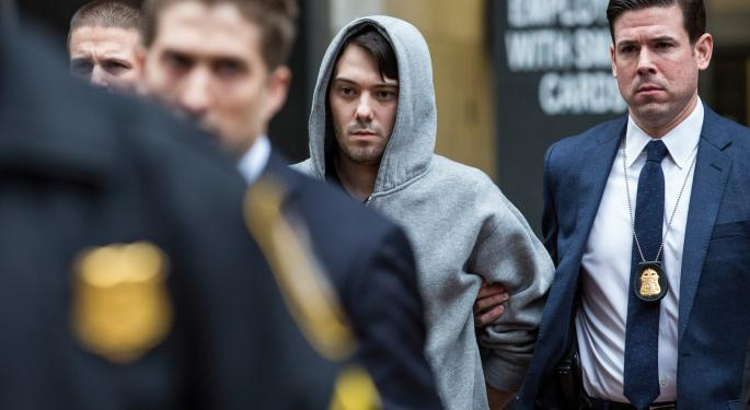 Martin Shkreli-KaloBios Saga An Example Of How Penny Stocks Can Be Misunderstood, Tim Sykes Says