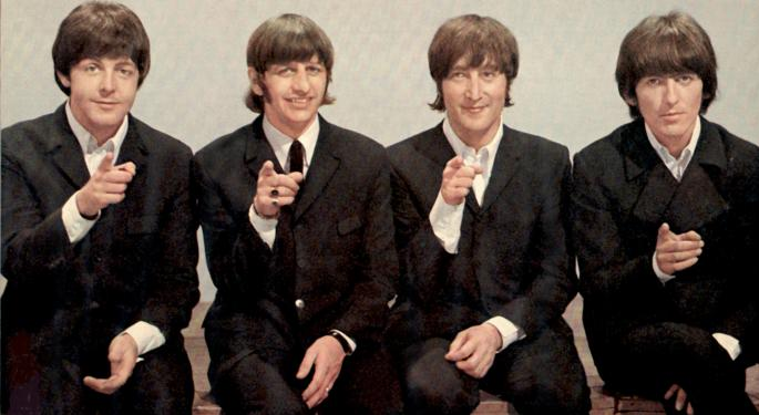 Happy Christmas: The Beatles Are Coming To Streaming Music Services…For Free