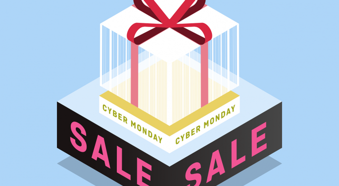 Cyber Monday Gives E-Commerce ETF A Modest Boost