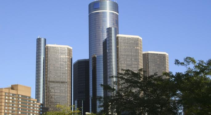 GM Shares Deserve A Higher Multiple, Bank Of America Argues In Upgrade Note