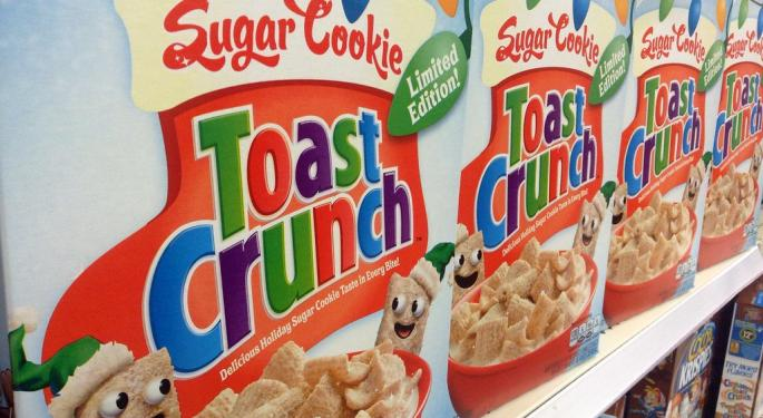 General Mills Reaps Strategic Advantage As 'Shipper Of Choice'