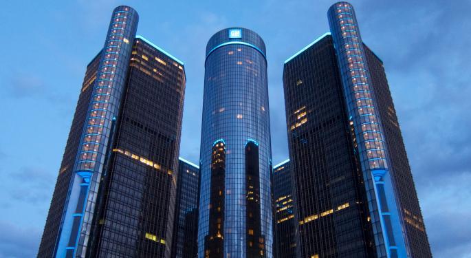 Barclays: General Motors 'Ain't Got No Respect'