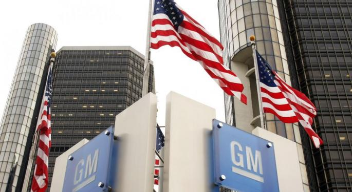 A Citi Guide Back To 2011-12 With General Motors