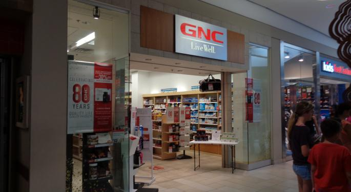 GNC's CEO And Chairman Both Just Bought A Bunch Of Stock