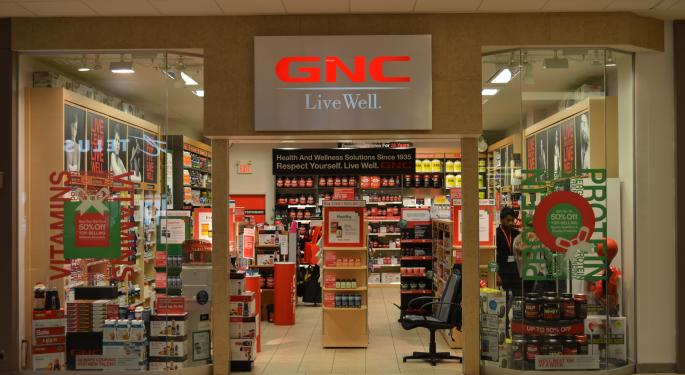 GNC Shares Get Healthy Boost From New Majority Stakeholder