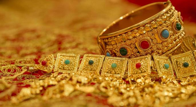 Gold Consolidation Continues Ahead Of Fed Meeting