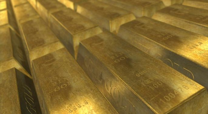 Gold's Santa Claus Rally Followed By Surge On Iranian Tension