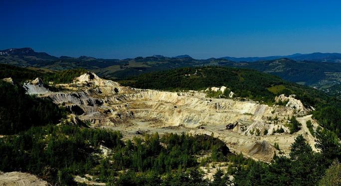 Merger Mania Could Be Golden For Miner ETFs