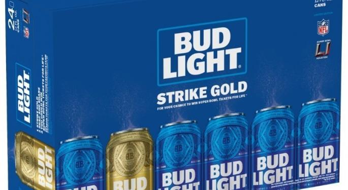 Buy A Bud Light, Win Super Bowl Tickets For Life