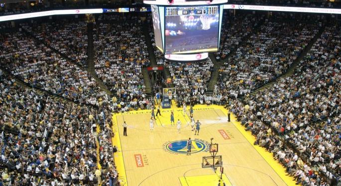 The Warriors Last Game At Oracle Arena Leads To Some Very Expensive Tickets