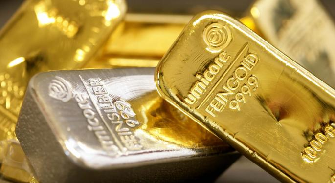 Gold ETF Follows Through On Wednesday's Rally