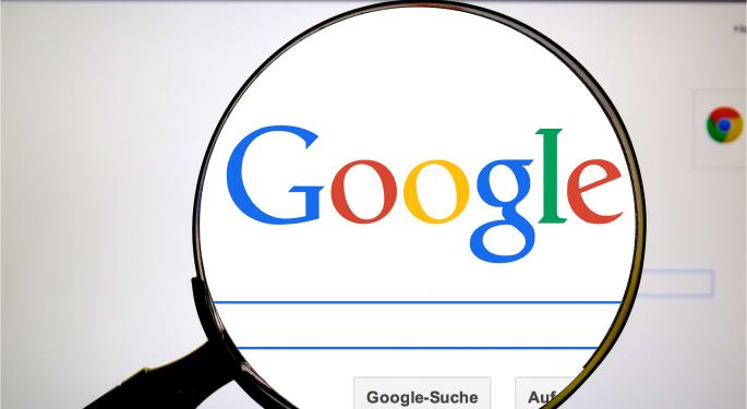 Trump Goes After Google's Algorithms