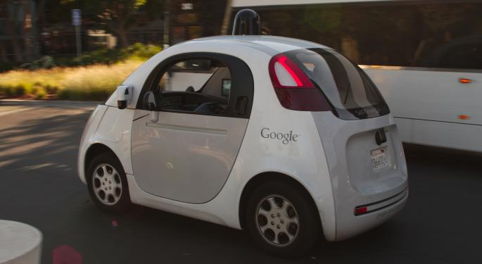Google Self-Driving Cars Could Face More Legal Issues Than You Think, Barron's Says