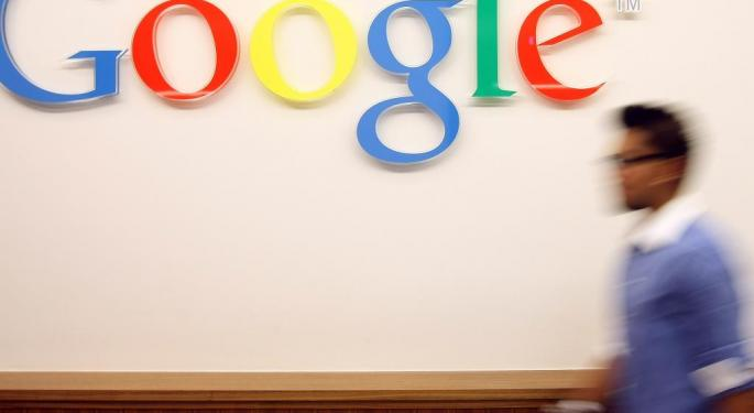 Google Shares Upgraded At Atlantic Equities: YouTube, Mobile Search, Margin Improvements Point To $825 Valuation