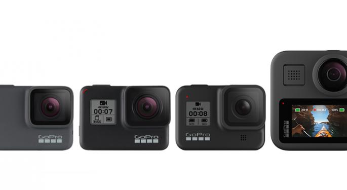Morgan Stanley: GoPro Setting A High Bar For Q4