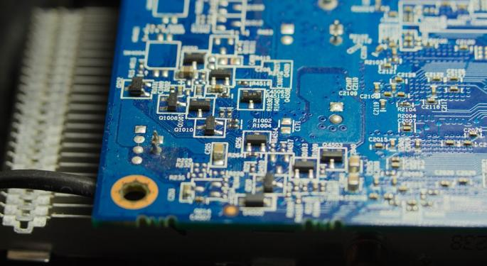 Slew Of Semiconductor Earnings Could Elevate This ETF