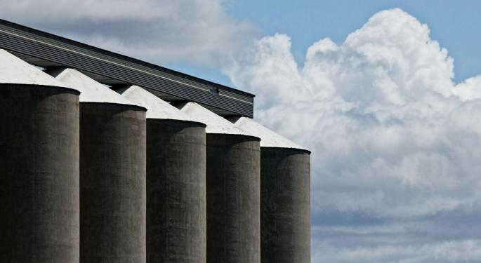 Proposed Chinese Grain Buy Could Boost Prices, Railroad Volumes