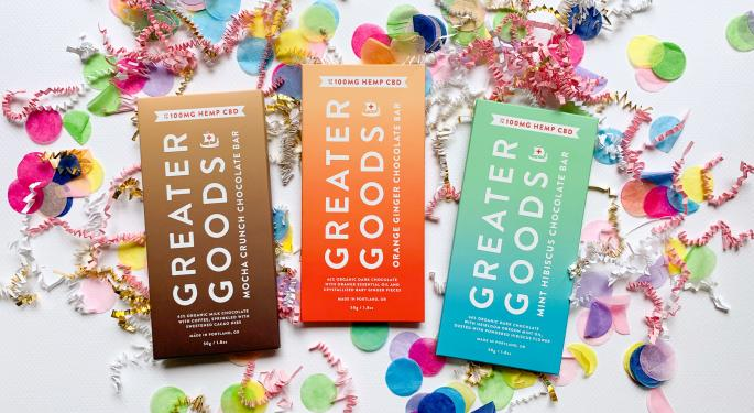 A Chat With The Husband And Wife Duo Behind CBD Brand Greater Goods