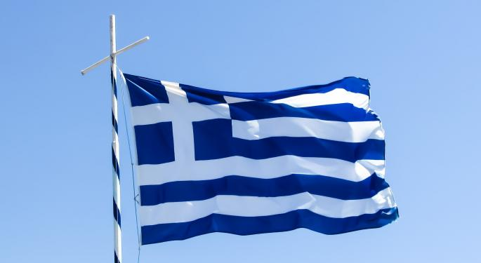 The Up And Down Of The Greece ETF