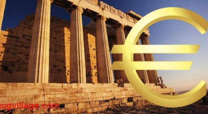 Despite Warnings About A Grexit, Investors Remain Calm
