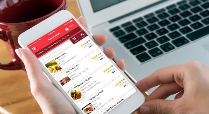 GrubHub's Q2 Shows Continued Growth In Underpenetrated Sector, Says Incrementally Bullish KeyBanc