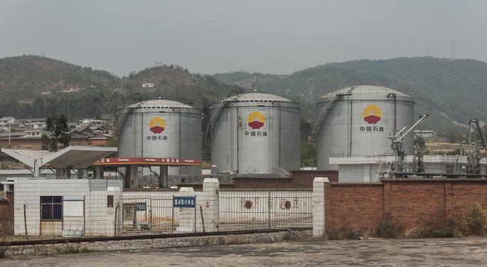 The Case Of PetroChina, The Worst Stock Slump Ever