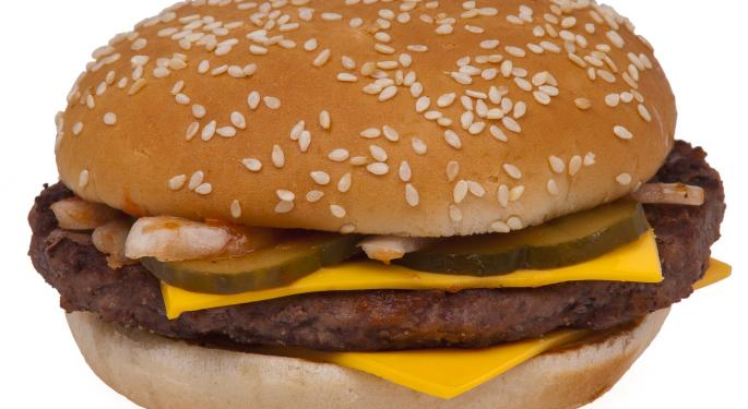 McDonald's New Promotions Give The Chain A Sales Boost In Q3