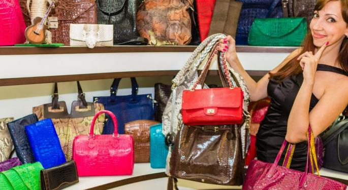 Jefferies Is Bullish On Handbags, Says Buy Coach And Michael Kors Ahead Of Earnings