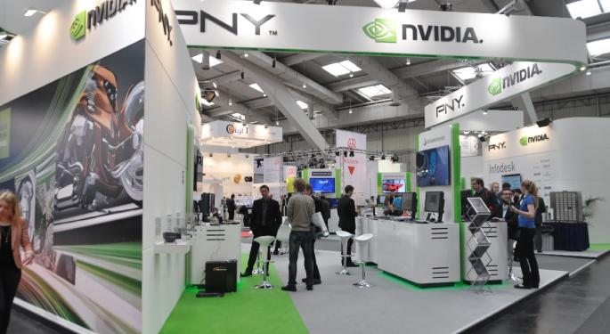 Can Nvidia Fend Off Competition From Intel And Advanced Micro Devices?