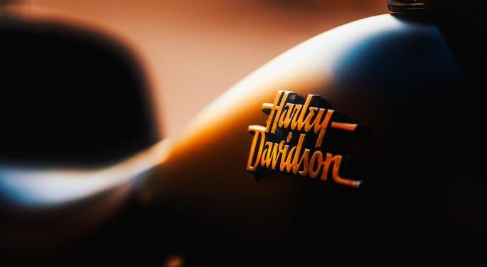 Harley-Davidson Recalls 57,000 Hogs