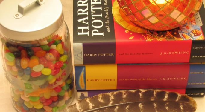 Potential Top-Selling Book Of The Year? The New 'Harry Potter' Screenplay