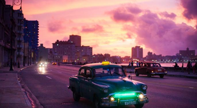 Commerce Tightens Export Controls For Cuba