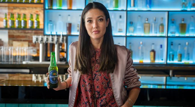 The Alcohol Market's Changing Chemistry: Younger, Healthier Drinkers Want Options