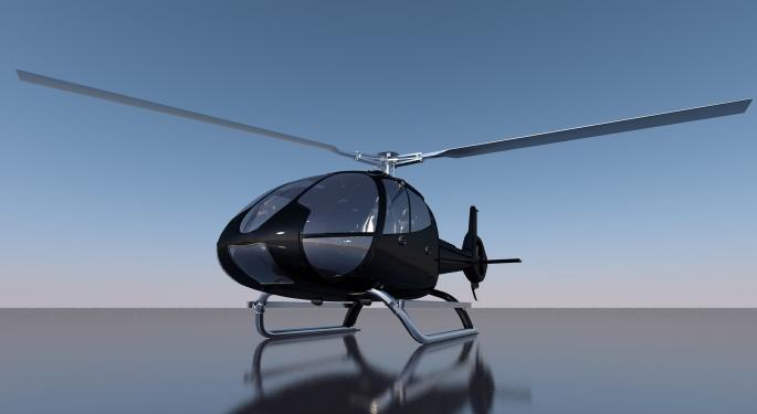Today's Pickup: Uber To Launch Copter Service In New York City
