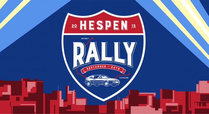 Hespen Rally: Car Lovers Unite To Honor Fellow Enthusiast