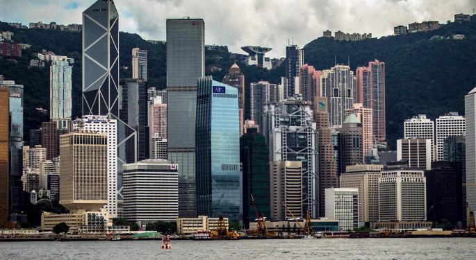 Alibaba Shares Surge In Hong Kong IPO Debut