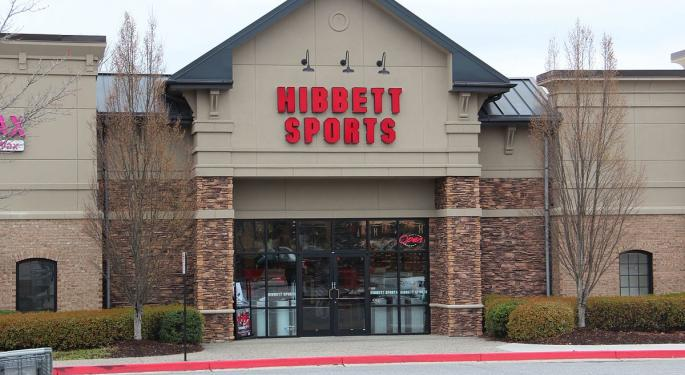 Hibbett Sports Has Become A 'Show Me Stock,' Canaccord Says In Downgrade