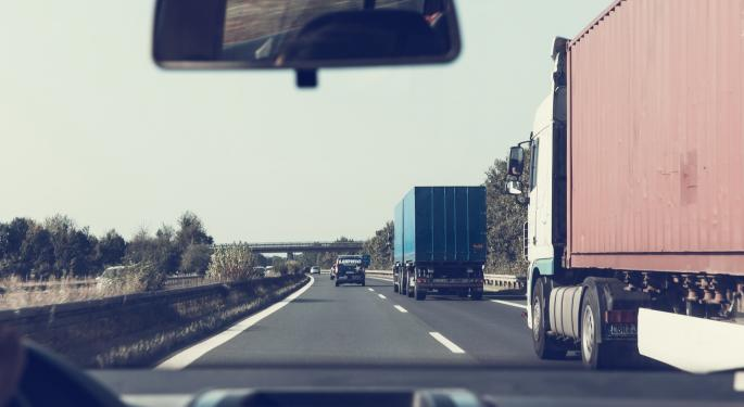 ATA Considers Raising Diesel Tax For Truck-Only Lanes