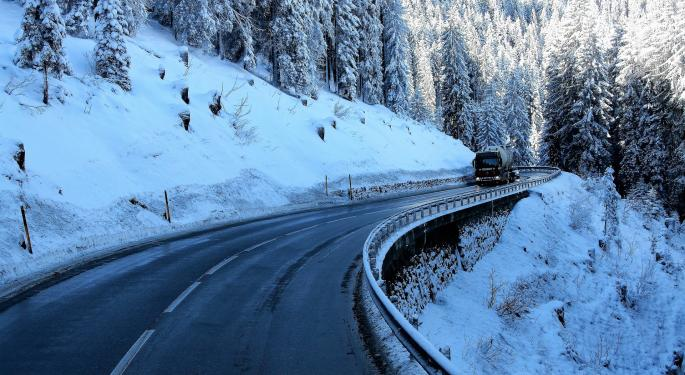Avoiding Logistics Breakdowns By Winter-Proofing Hauling Operations