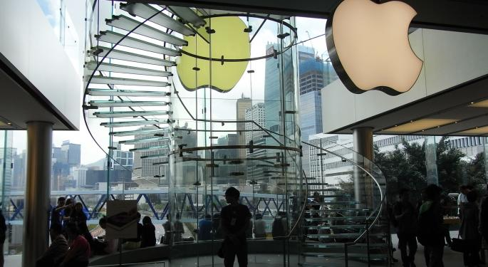 6 Reasons Apple Is Bullish On China