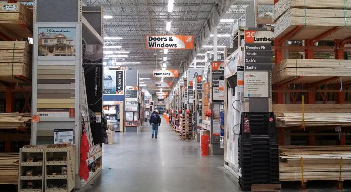 After A Rainy Q1, Home Depot Analysts Look At Consumer Trends, Chinese Tariffs