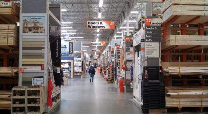 Home Depot Reports Mixed Q3 Earnings, Cuts Guidance