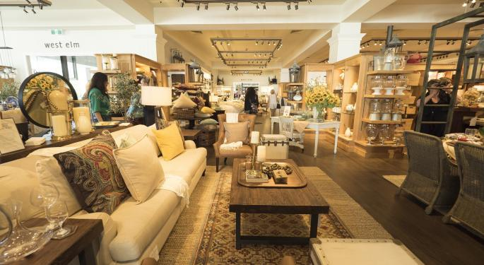 How The 'Fading' Pottery Barn Brand Impacts Williams-Sonoma